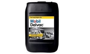 Масло Mobil Delvac XHP (Extra,ESP) 10W40