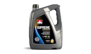 Масло PETRO-CANADA SUPREME SYNTHETIC 0W30