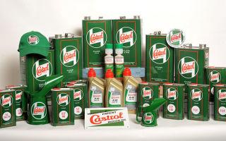 Моторные масла Castrol Classic