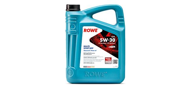 Масло ROWE 5W30
