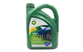 Масло BP Visco 5000 5W-30