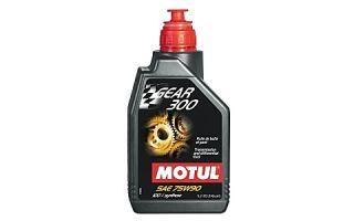 Масло Motul GEAR 300 75W90