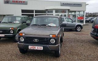 В Германии Lada 4×4 стоит в два раза дороже, чем в России