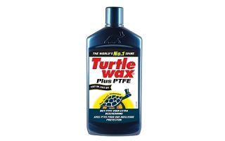 Полироль с тефлоном Turtle Wax Plus PTFE