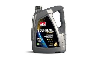 Масло PETRO-CANADA SUPREME SYNTHETIC 5W-30