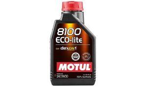 Масло Motul 8100 Eco-Lite 5W30