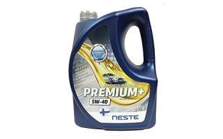 Масло Neste Premium+ 5W-40