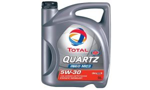 Масло TOTAL QUARTZ INEO MC3 5W30
