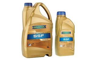 Жидкость для ГУР RAVENOL SSF