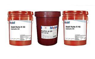 Гидравлическое масло Mobil Nuto