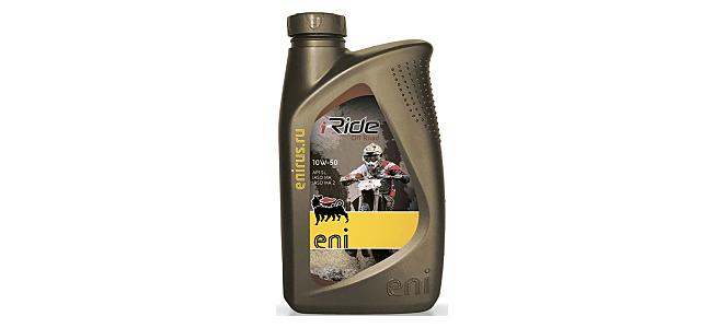 Масло ENI i-Ride moto 10W-50