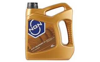 Масло для АКПП NGN ATF DEXRON VI