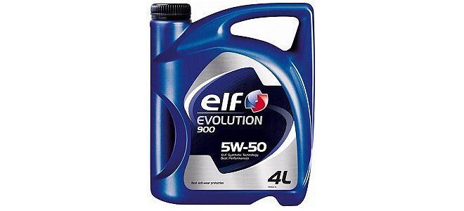 Масло ELF EVOLUTION 900 5W50