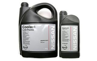 Антифриз NISSAN L248 и L250