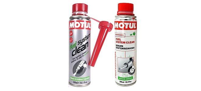 Промывка топливной системы Motul FUEL SYSTEM CLEAN