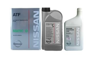 Масло для АКПП NISSAN Matic Fluid D