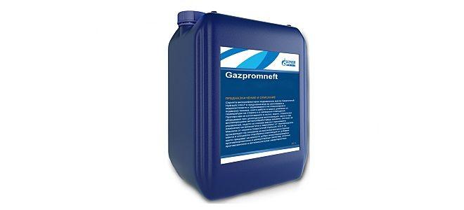 Редукторное масло Газпромнефть