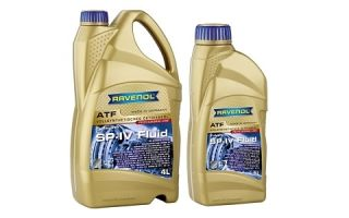 Масло для АКПП RAVENOL ATF SP-IV Fluid