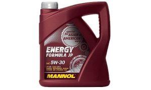 Масло MANNOL Energy Formula JP 5W30