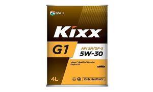 Масло Kixx G1 Dexos1 5W30