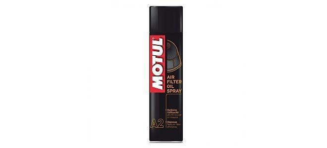 Масло для воздушного фильтра Motul A2 AIR FILTER OIL SPRAY