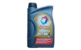 Трансмиссионное масло TOTAL FLUIDMATIC DCT MV