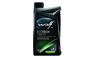 Масло WOLF ECOTECH 75W FE