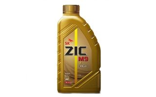 Масло ZIC M9 4T 10W40