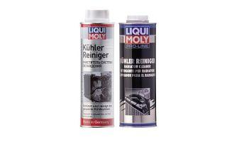 Промывка системы охлаждения двигателя LIQUI MOLY