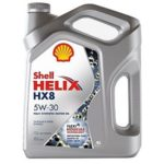 Масло Shell Helix HX8 Synthetic 5W30