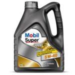 Масло Mobil Super 3000 X1 Diesel 5W40
