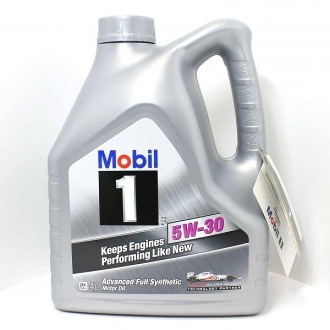 Мобил 1 5w30 синтетика