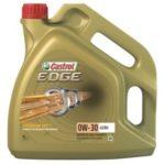 Масло Castrol EDGE 0W30 A5/B5, A3/B4