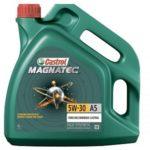 Масло Castrol MAGNATEC 5W30 A5