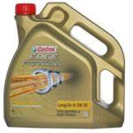 Масло Castrol EDGE Professional LongLife III 5W30