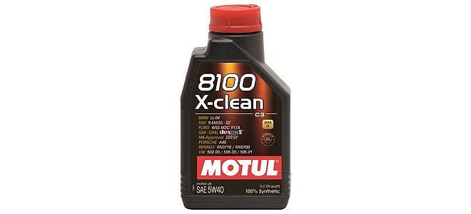 Обзор масла Motul 8100 X-cess 5W-40 характеристики отзывы и фото