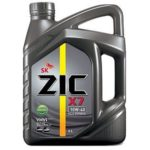 Специальное масло для дизеля: ZIC X7 Diesel 10W40