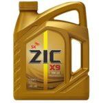 Лучшая рекомендация для мотора: масло ZIC X9 5W40