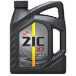 Идеальное решение для двигателя: масло ZIC X7 LS 5W30