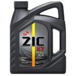 Лучшее зимнее масло: ZIC X7 FE 0W20