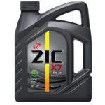 Сокрушающий эффект масла ZIC X7 Diesel 5W30