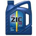 Революционная полусинтетика: ZIC X5 5W30