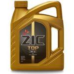 Сокрушающий эффект масла ZIC TOP 0W40
