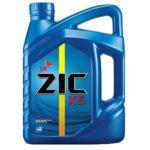 Специальное масло для двигателей на газу: ZIC X5 LPG 10W40