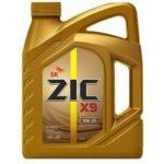 Защитите свой двигатель с помощью ZIC X9 LS 5W30