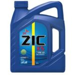Защитите свой дизельный двигатель: ZIC X5 Diesel 10W40