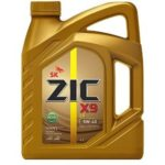 Идеальное масло для дизеля: ZIC X9 LS Diesel 5W40
