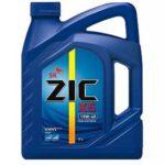Проверено временем: масло ZIC X5 10W40