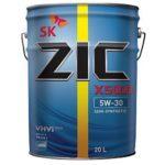 Лучшее масло для грузовиков: ZIC X5000 5W30