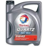 Масло TOTAL QUARTZ INEO MC3 5W40